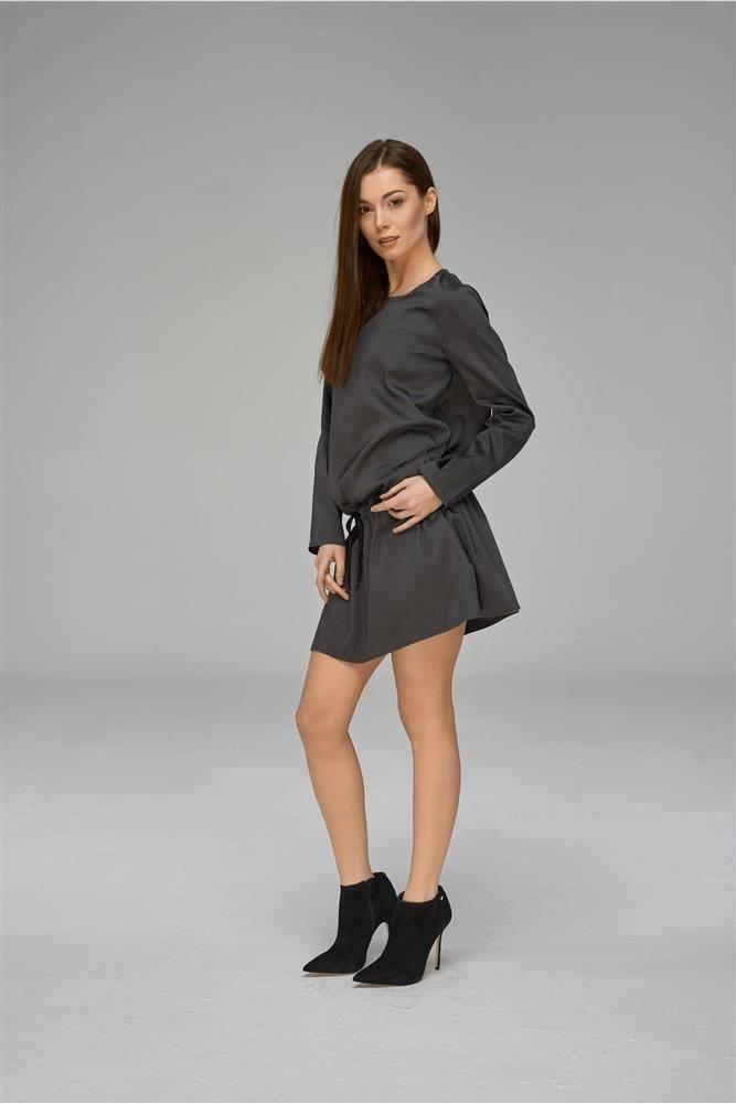 2b2068098f Sukienka bawełniana oversize G LOOK   Sukienki sklep online SOXO.pl